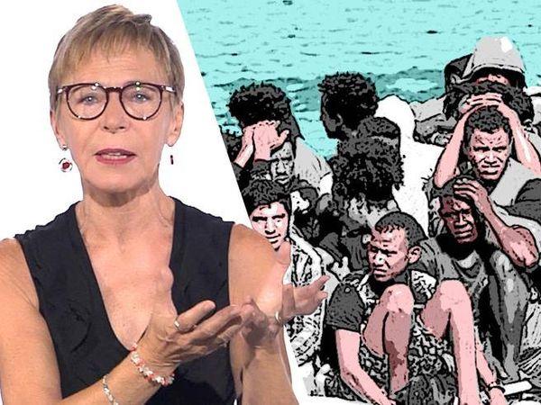 Immigrazione, i decreti sicurezza di Salvini hanno davvero bloccato gli sbarchi? Ecco i numeri | Milena Gabanelli