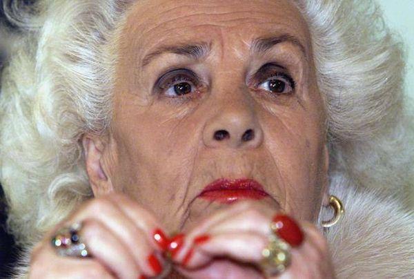 I cento anni di Donna Assunta Almirante, la vedova che a destra rompeva gli schemi