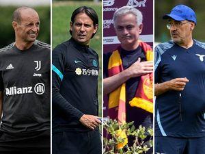 Serie A, allenatori: da Allegri a Mourinho e Spalletti, i campioni sono in panchina