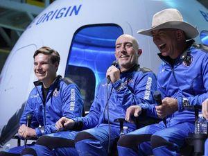 Jeff Bezos offre due miliardi alla Nasa per mandare l'uomo sulla Luna con Blue Origin