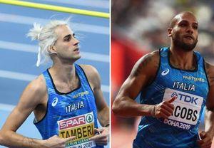 Tamberi nell'alto, Jacobs nei 100, Crippa nei 10.000: ecco le speranze azzurre dell'atletica