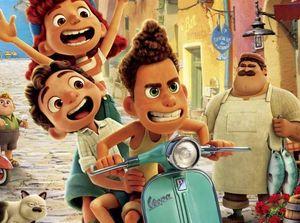 «Luca», il nuovo cartoon Pixar è un invito alla tolleranza e all'amicizia