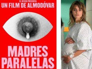 Almodóvar , Instagram censura il poster del suo film con un capezzolo e poi si scusa