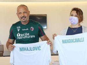 Sinisa Mihajlovic allenerà la Nazionale infermieri: «È la mia riconoscenza»