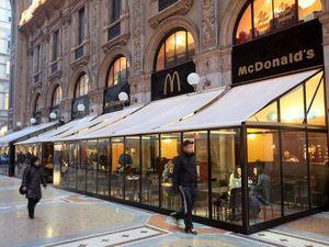 McDonald's Italia, indagine Antitrust: troppe regole imposte agli affiliati