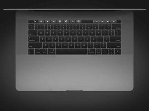 I nuovi MacBook della Apple potrebbero avere il mouse incorporato in un tasto rimovibile della tastiera