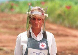 Diana che camminava fra le mine. Così cambiò il modo di essere Royal