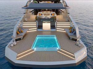 Tankoa, la nuova linea sportiva di yacht di lusso firmata da Luca Dini