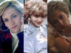 Lady Diana, non solo Kristen Stewart: tutte le attrici che l'hanno interpretata da Naomi Watts a Madonna