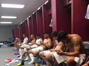 Sport in allarme: lo spogliatoio è invaso dagli smartphone
