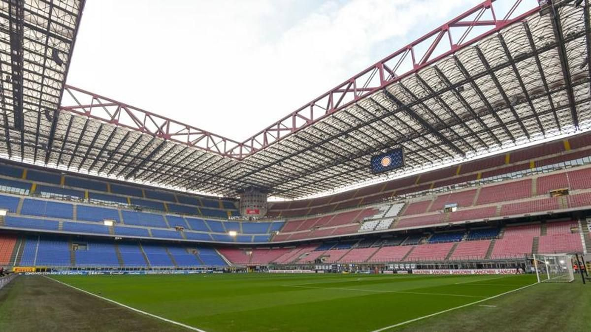 Inter Milan vicenda stadio Meazza non interesse culturale
