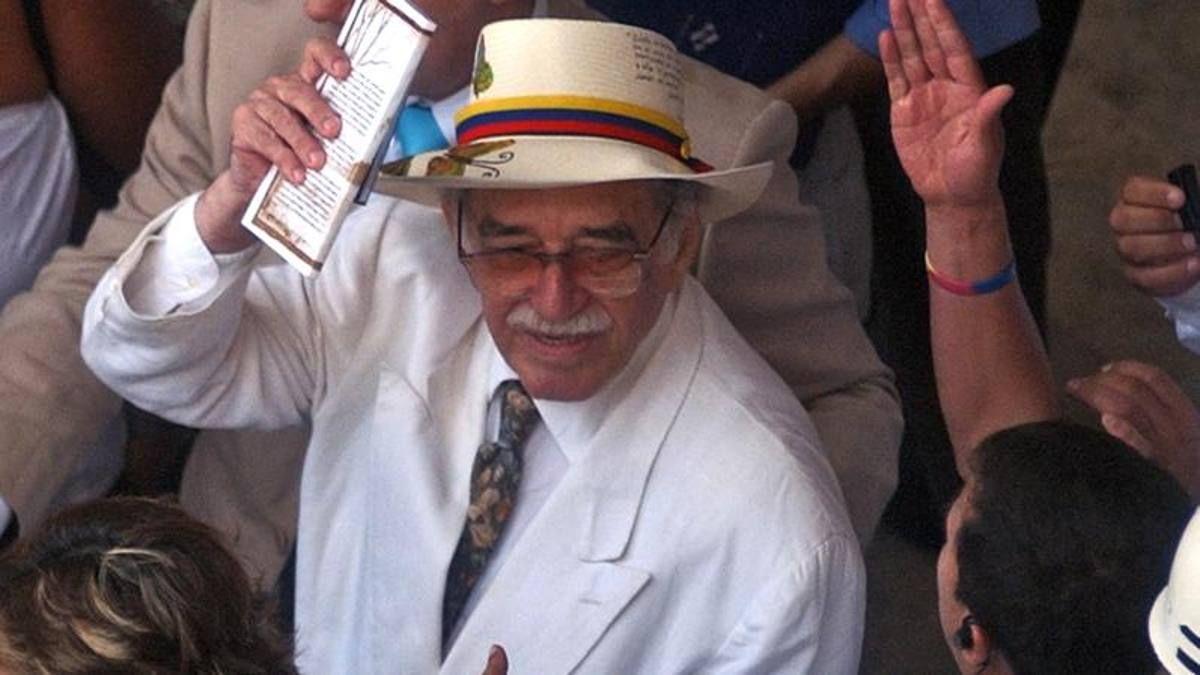 Gabriel Garcia Marquez futbol 70 anni 'amore