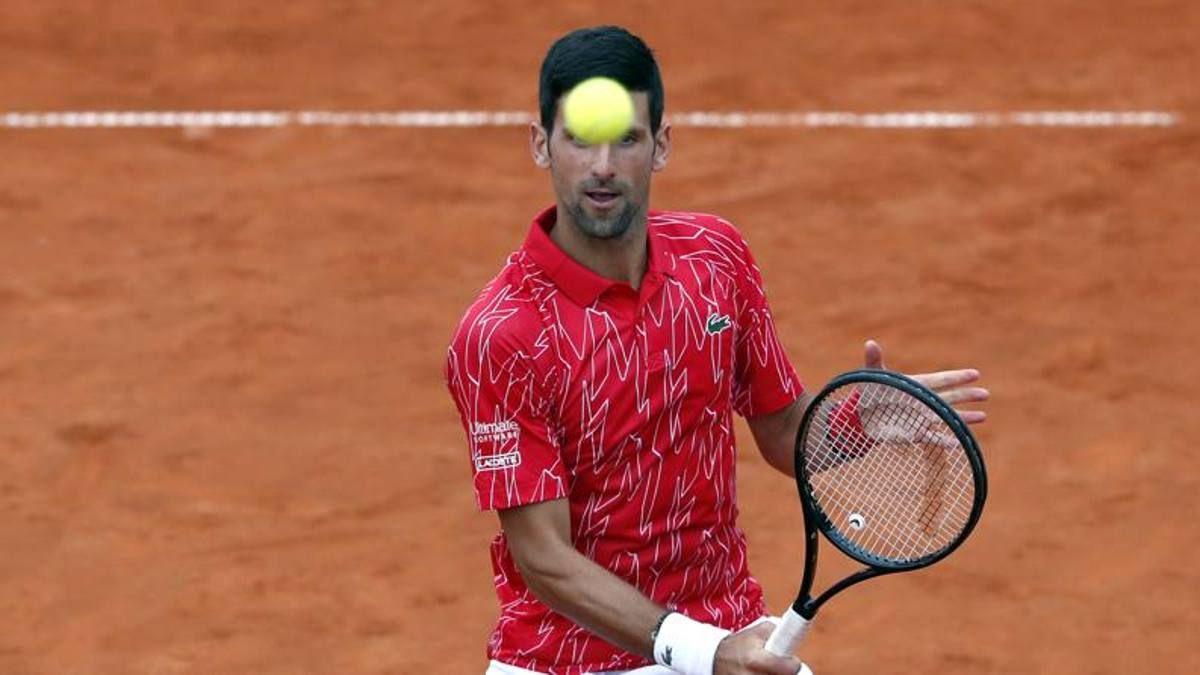 Djokovic moglie guariti negativi all ultimo controllo