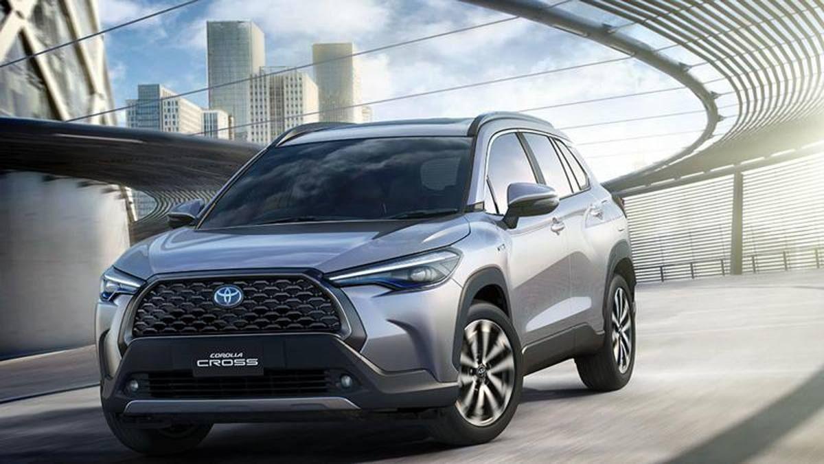 Toyota Corolla Cross Suv compatto arriverà Europa?