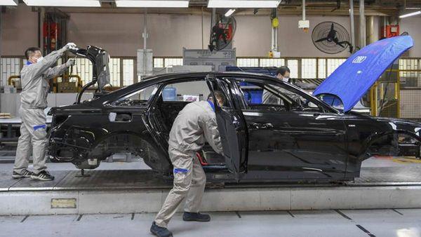 Mercato auto Cina, vendite in crescita per Faw
