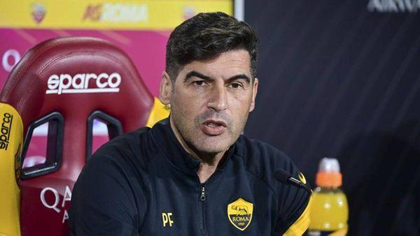 """Fonseca: """"Non siamo depressi. Ma basta regali agli avversari"""""""