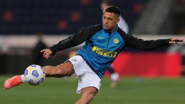 """Il messaggio per Conte, poi il sorriso: """"Inter, famiglia"""". Anche Sanchez è il segreto"""