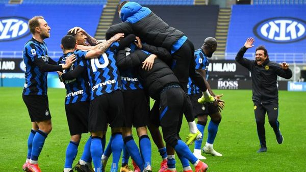 Conte: Ora è un'Inter che... sente il sangue. Vicini al traguardo, ma non è finita
