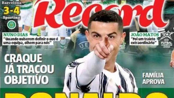 Dal Portogallo: Ronaldo, la tentazione per il futuro si chiama Sporting Lisbona