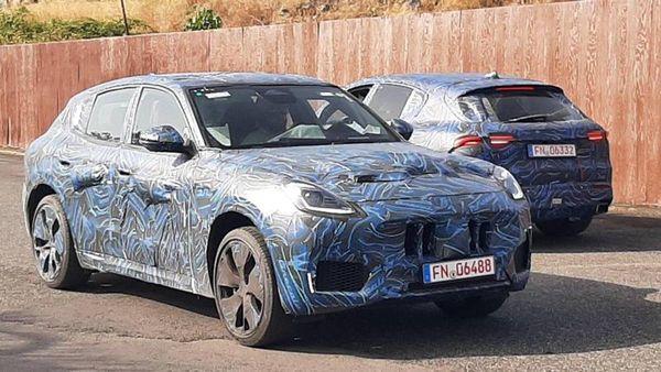 Maserati Grecale: foto spia del nuovo Suv italiano
