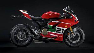 Ducati Panigale V2 Bayliss 1st Championship 20th Anniversary: la moto tributo
