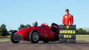 "Bertolini, collaudatore Ferrari: ""Vi racconto le dieci rosse da leggenda"""
