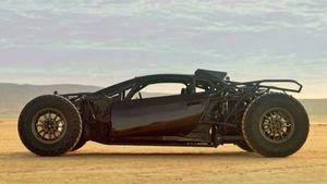La Lamborghini Huracán più folle di sempre: ecco la supercar che sembra uscita da Mad Max
