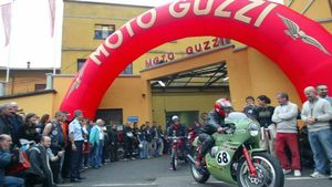 Centenario Moto Guzzi: rimandati i festeggiamenti al 2022 causa Covid
