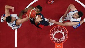 Italbasket fuori a testa altissima: in semifinale va la Francia