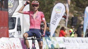 Vuelta Burgos: a Carthy l'ultima tappa, Aru secondo nella generale
