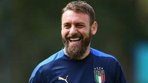 """A tutto De Rossi: """"Adesso alleno io. Mancini mi ha insegnato tanto. E la Roma..."""""""