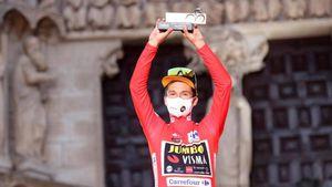 Vuelta, Roglic subito in maglia rossa: il campione in carica ha ancora fame