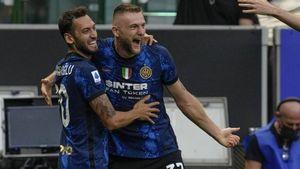 Inter-Genoa, le pagelle: Calhanoglu trascina, 7,5. Skriniar muro  e gol da 7,5