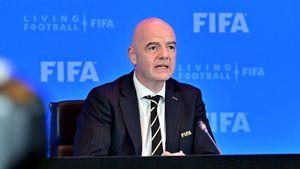 I 201 milioni di dollari confiscati alla Fifa