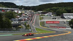 F1 Spa, le  cifre: Hamilton insegue il decimo podio, Verstappen mai in testa