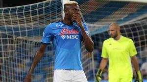 Napoli, si lavora per ridurre la squalifica di Osimhen: l'attaccante punta alla Juve
