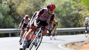 Vuelta, ancora una beffa per l'Italia: Trentin battuto da Senechal in volata