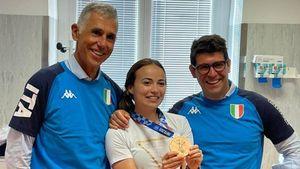 Il buio e  poi la rinascita: il bronzo olimpico Bottaro dice grazie a chi l'ha rimessa in piedi