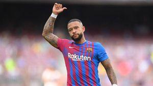 Depay ancora decisivo: trascina il Barça nella vittoria sul Getafe