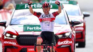 Vuelta, impresa da altri tempi di Majka. Eiking resta leader