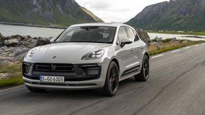 Porsche Macan 2022: prova,  prezzo scheda tecnica del Suv  che stupisce