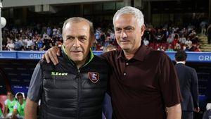 Domenica sera il malore della moglie e la paura: Mourinho chiama Castori