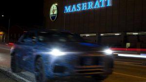 Maserati Grecale, cresce l'attesa: arriva anche la  versione Trofeo