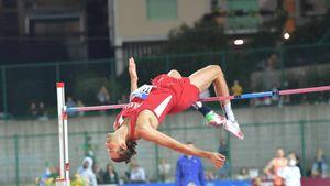 Tamberi: la prima in Italia da campione olimpico vale il 2° posto