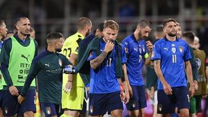 Italia, lo stop alla prima da campioni non è una novità per gli azzurri