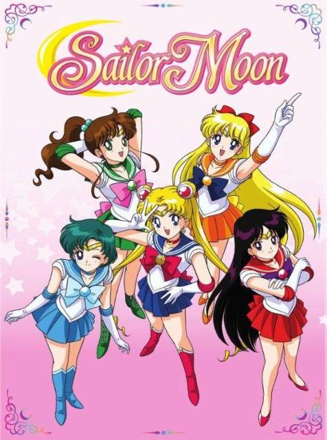 Czarodziejka z Księżyca / Sailor Moon  - SeriaL [1992/DvDrip/SD-960x540/MP4] Lektor PL