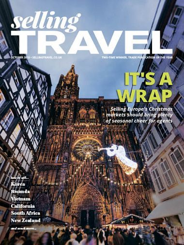 Selling Travel – October 2018