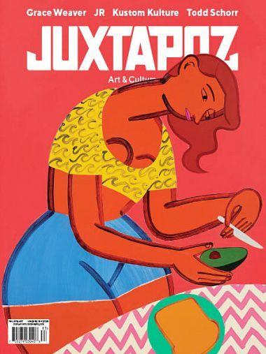 Juxtapoz Art & Culture – Fall 2018