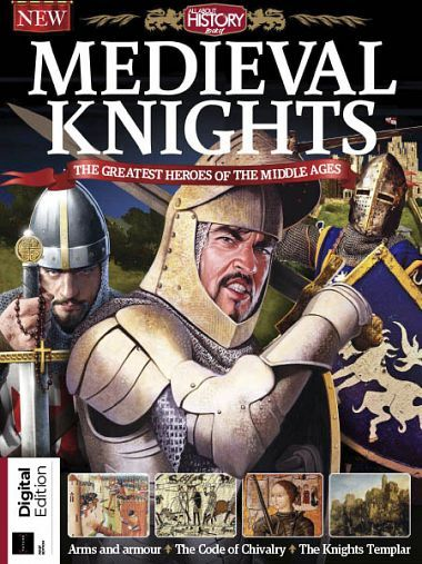 All About History – Medieval Knights First Edition 2018