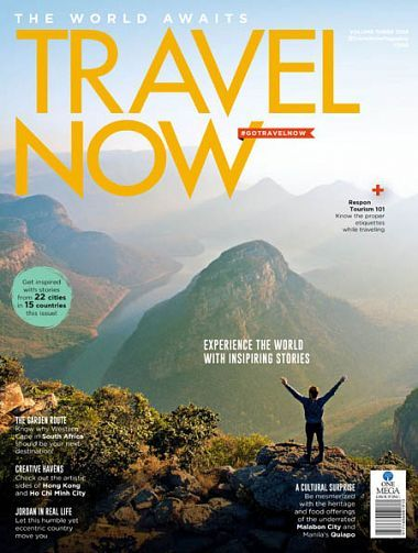 Travel Now – Volume 3, 2018